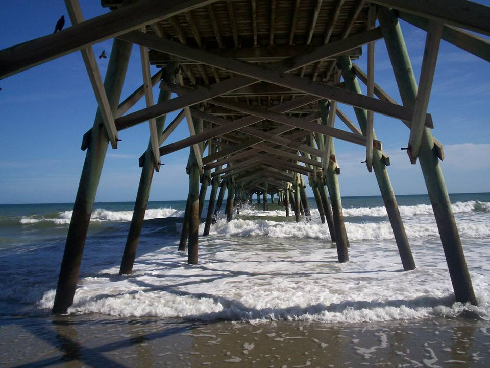 Pier 14 Webcam in Myrtle Beach