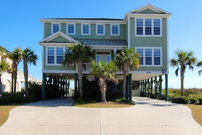 Beach Realty - Garden City, SC
