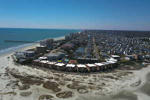 Cherry Grove Drone Video