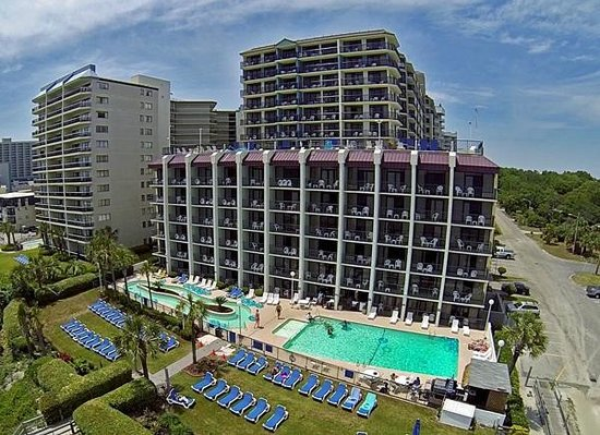 Grande Shores Resort in Myrtle Beach, SC