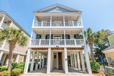 Seaside Rentals - Garden City, SC