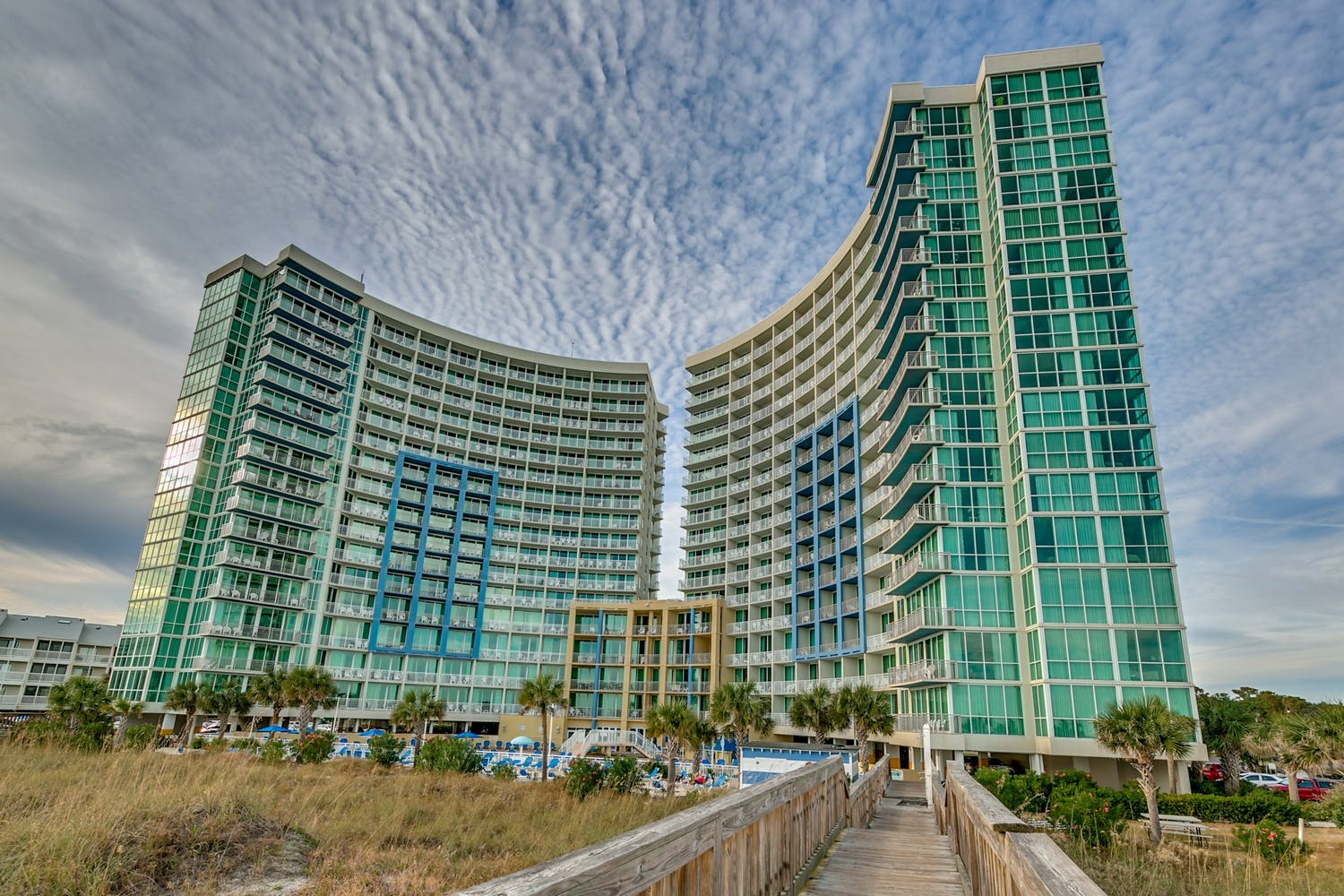 Avista Resort 300 N Ocean Blvd North Myrtle Beach Sc 29582