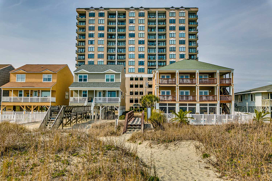 Laguna Keyes Condominium North Myrtle Beach Sc