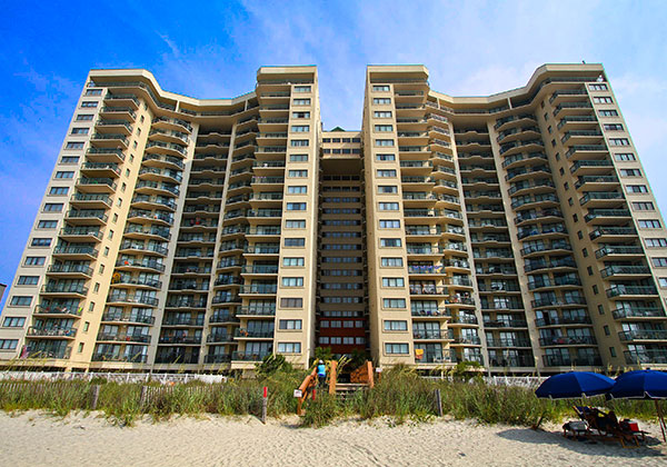 Ocean Bay Club North Myrtle Beach