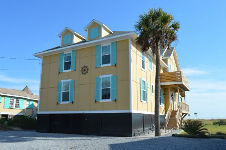 Fred Holland Realty - Folly Beach SC vacation rentals